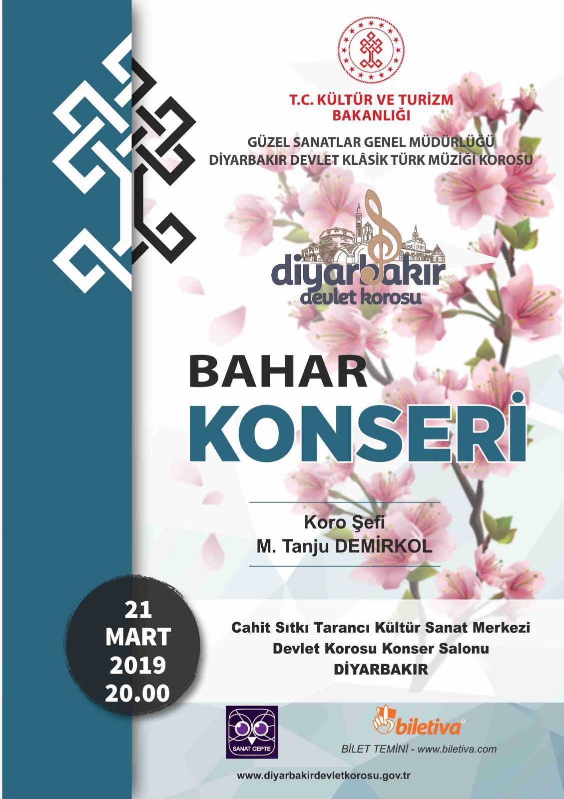 BAHAR KONSERİ